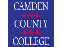 Camden County College logo