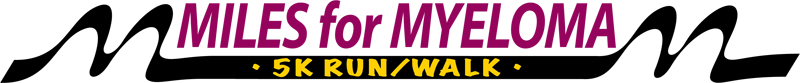 Miles For Myeloma Logo